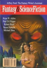 February 2000 -- The Magazine of Fantasy & Science Fiction
