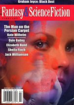 The Magazine of Fantasy & Science Fiction, February 2002