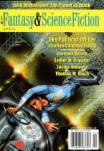 The Magazine of Fantasy & Science Fiction, April 2002