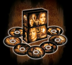 The X-Files DVD
