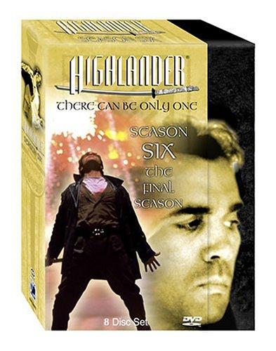 Highlander Season 6