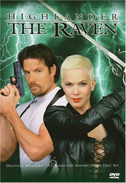 Highlander: The Raven DVD