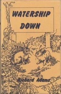 Watership Down - First Edition