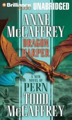 Dragon Harper: A New Novel of Pern
