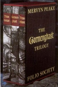 Gormenghast Trilogy, 1992 folio edition