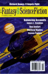 The Magazine of Fantasy & Science Fiction February 2008