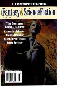 The Magazine of Fantasy & Science Fiction March 2008