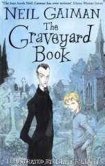 The Graveyard Book - Children's