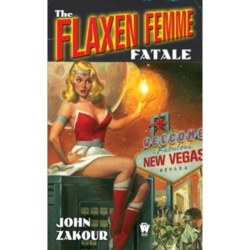 The SF Site Featured Review: The Flaxen Femme Fatale