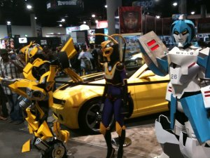 Transformers at San Diego Comic-Con