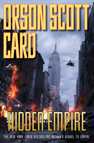 Hidden Empire by Orson Scott