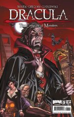 Dracula, the Company of Monsters #1