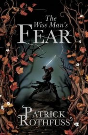 Wise Man's Fear - Gollancz
