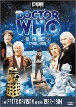 Dr Who: The Five Doctors