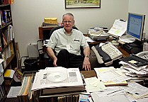 Hal Hall's office