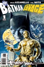 Batman Doc Savage Special