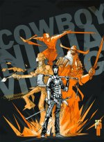 Cowboy Ninja Viking Volume One