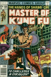 Shang-Chi, The Master of Kung Fu