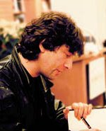Neil Gaiman Photo #2