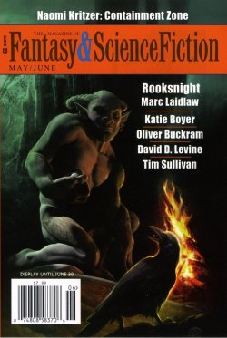Fantasy & Science Fiction, May/June 2014
