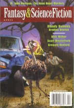 April 2000 -- The Magazine of Fantasy & Science Fiction