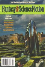 July 2000 -- The Magazine of Fantasy & Science Fiction