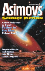 Asimov's SF, September 2000