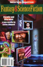 The Magazine of Fantasy & Science Fiction, March 2001