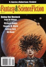 The Magazine of Fantasy & Science Fiction, May 2001
