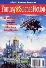 The Magazine of Fantasy & Science Fiction, June 2001