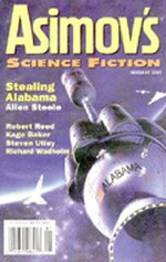 Asimov's SF, January 2001