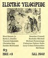 Electric Velocipede, Number 3
