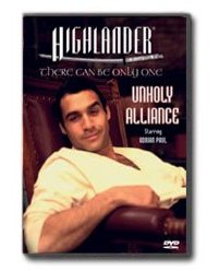 Highlander: TV Movies DVD