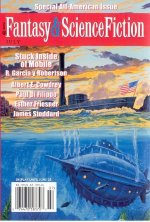 The Magazine of Fantasy & Science Fiction, July 2004