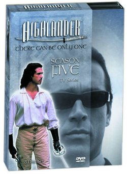 Highlander: The Series DVD