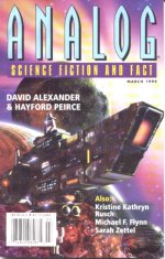 Analog Science Fiction and Fact, March 1999
