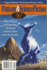 The Magazine of Fantasy & Science Fiction, September 1999