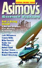 Asimov's SF, October-November 1999