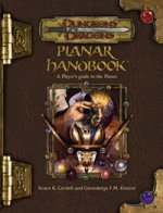 Planar Handbook: A Player's Guide to the Planes