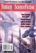 The Magazine of Fantasy & Science Fiction, January 2005