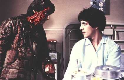 Naked pics of american werewolf in london — 4