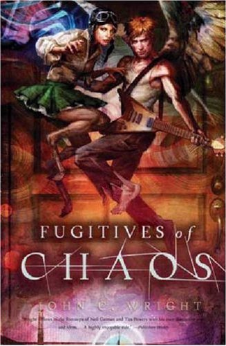 The Sf Site Featured Review Fugitives Of Chaos