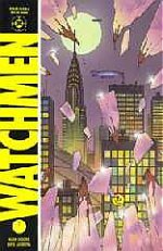 Watchmen US cover