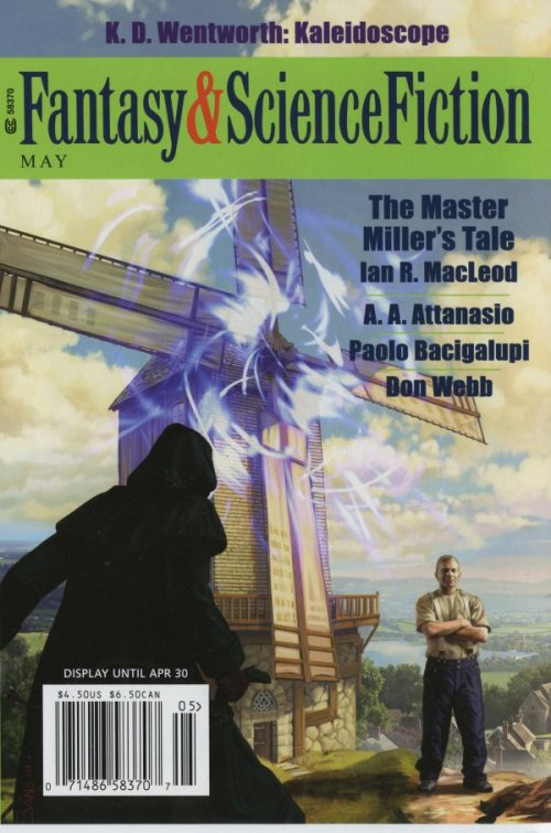 The SF Site Featured Review: The Magazine of Fantasy