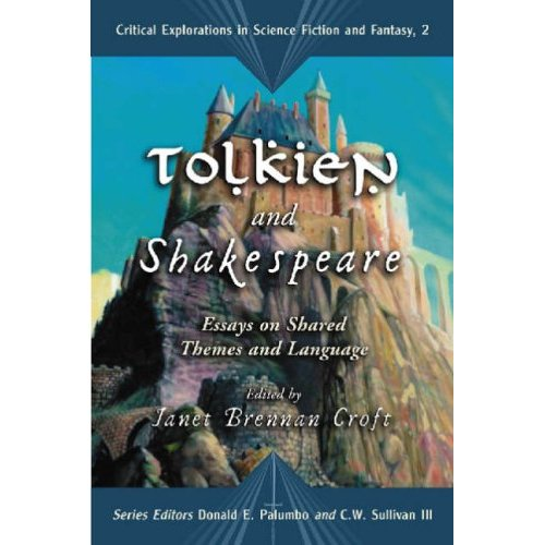 The Sf Site Featured Review Tolkien And Shakespeare Essays On  Tolkien And Shakespeare Essays On Shared Themes And Language Assignment Writing Service Ireland also Sample High School Admission Essays  English Essays On Different Topics