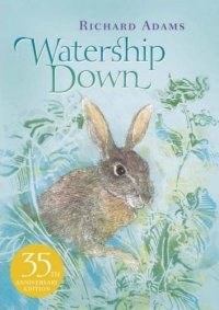 Watership Down - 35th anniversary edition from Puffin