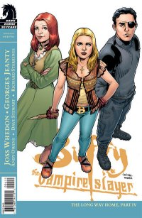 Buffy the Vampire Slayer, Season Eight: #1-4