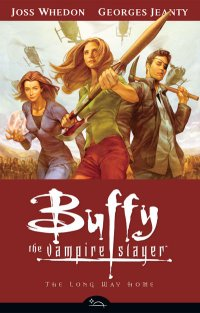 Buffy, Season 8: The Long Way Home - trade
