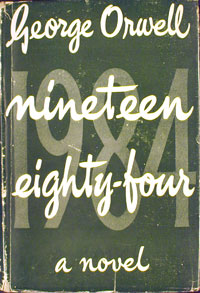 1984 - first edition