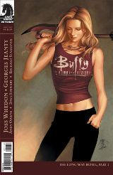 Buffy, Season 8: issue 1